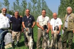 Fox della Bassana :: campione lavoro italiano